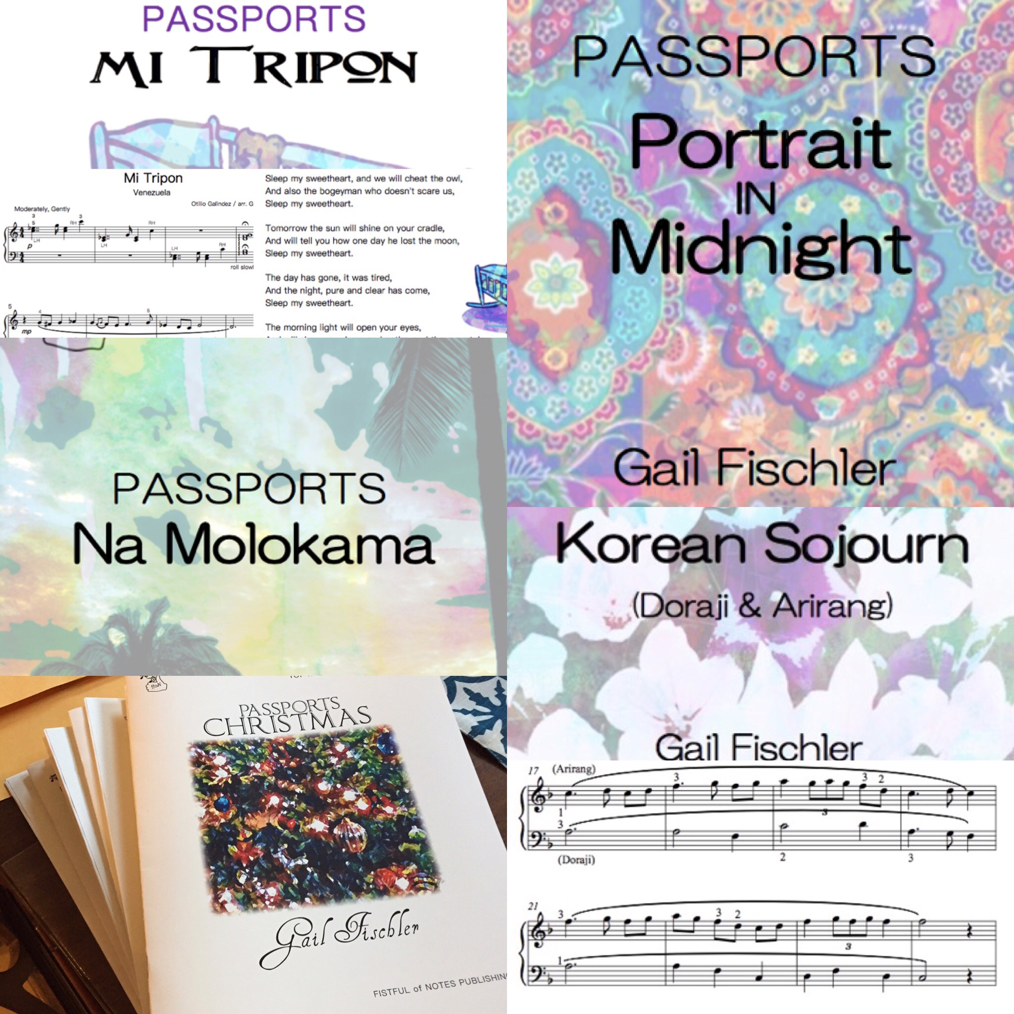 My Music on Sheet Music Plus